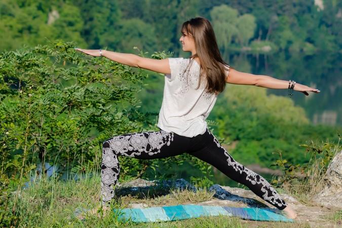 Криси - йога инструктор