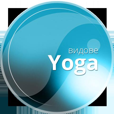 видове йога